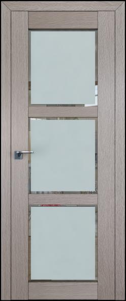 2.13XN (стекло Square матовое, прозрачное)