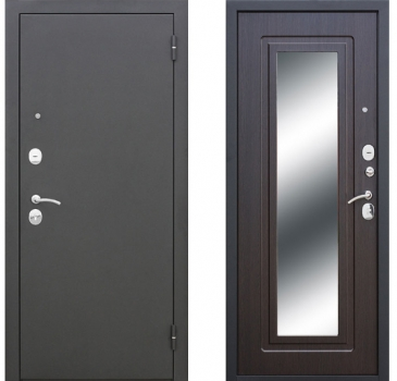 6 см Царское зеркало Муар Венге