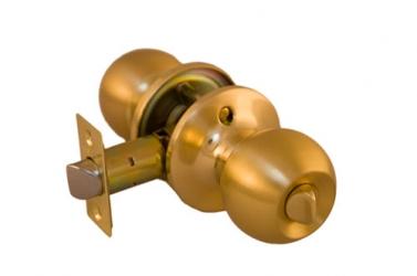 Ручка-защелка. Матовое золото                             Артикул 607-SB-ET (ключ-завертка), 607-SB-BK (завертка)