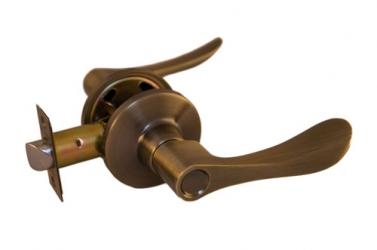 Ручка фалевая. Бронза                            Артикул 891-AB-ET (ключ-завертка), 891-AB-BK (завертка)
