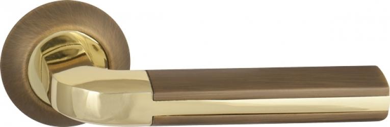 Ручка раздельная LARGO RM AB/GP-7