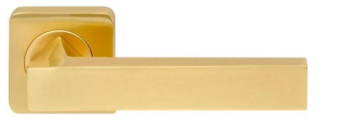 Ручка раздельная CORSICA SQ003-21SG-1 матовое золото