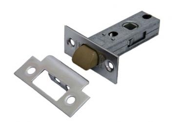 Защелки Хром Артикул L 6-45 PC (nylon latch) пластик