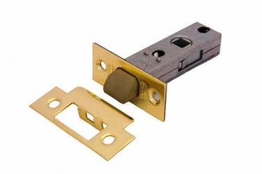 Защелки Золото Артикул L 6-45 PВ (nylon latch) пластик
